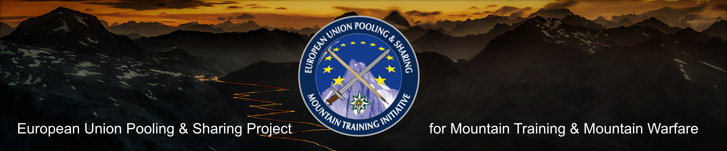 Welcome to Pooling & Sharing Mountain Training Initiative (P&S MTI)